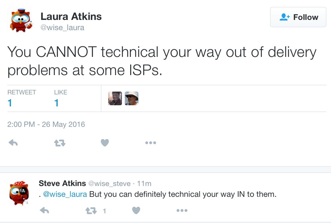 TechnicalTwitterConversation