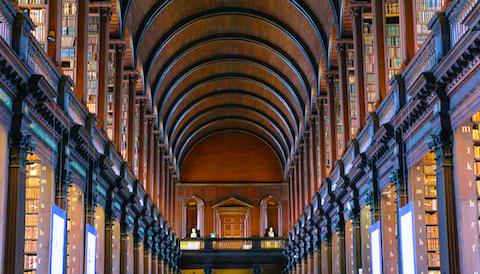 Trinity College Dublin, 2015 © Laura Atkins