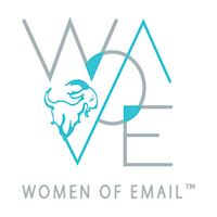 Women of Email Logo: goats climbing moutains