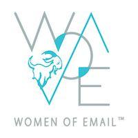 Women of Email Logo: goats climbing moutains